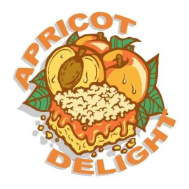 Apricot Delight - Nimbus Vapour (60ml)