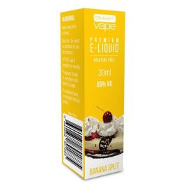 eLiquid juice Banana Split (30ml)