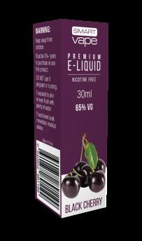 eLiquid juice Black Cherry (30ml)