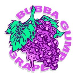 Bubba Gump Grape - Nimbus Vapour (60ml)