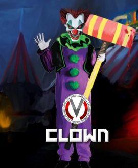 Clown - Purple Fresh - Vape Monster (30ml)