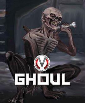 Ghoul – RY4 Tobacco  - Vape Monster (30ml)