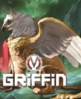 Griffin – Mango Custard - Vape Monster (30ml)