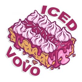 Iced Vovo - Nimbus Vapour (60ml)