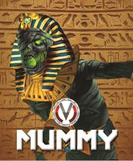 Mummy – Cream Cake  - Vape Monster (30ml)