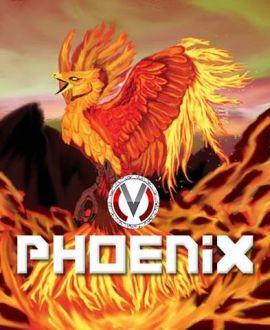 Phoenix – Strawberry Peach - Vape Monster (30ml)