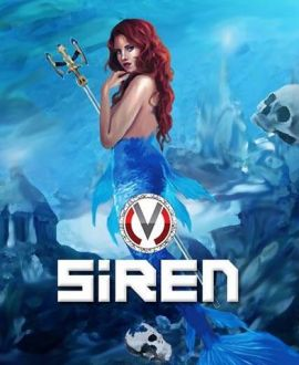 Siren – Strawberry Apple  - Vape Monster (30ml)