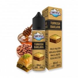 Turkish Baklava - Sydney Vape Co (60ml)