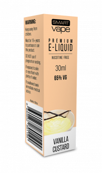 eLiquid juice Vanilla Custard (30ml)