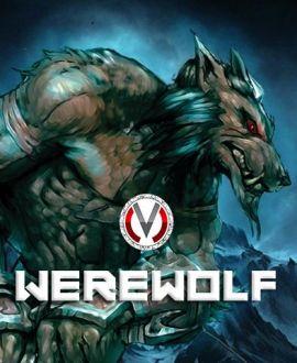 Werewolf – Campfire Roasted S'mores  - Vape Monster (30ml)